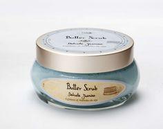 Delicate Jasmine Butter Scrub, $35
