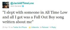 By panic at the disco<<< you're so winning with that comment