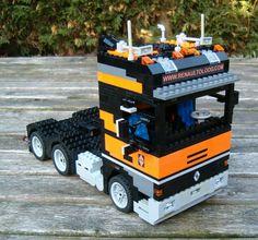 Lego - Renault Trucks - R420