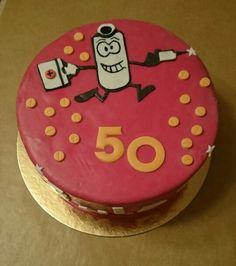 Encargos para un 50 cumpleaños!!