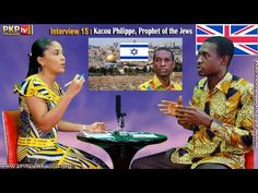 Interview 15 : Kacou Philippe, Prophet of the Jews - English version - YouTube