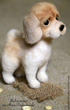 Toy animals, handmade.  Fair Masters - handmade Gavryusha.  Handmade.