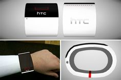 Have you heard? HTC is rumored to be working on three different smartwatch versions.