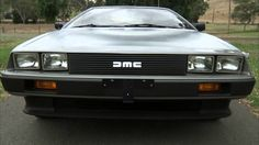 "DMC-12 DeLorean ""Back to the Future"""