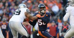 Broncos' Von Miller, Bengals' Carlos Dunlap trade...: Broncos' Von Miller, Bengals' Carlos Dunlap trade jerseys #VonMiller… #VonMiller