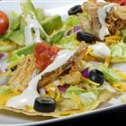 Best ranch chicken tacos ever. The mister and I are obsessed with these.