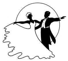 RJ Dance Studio Studio Services include weekly social dances, group classes, private lessons and wedding and special occation preparation Tango Art, Laser Cut Patterns, Partner Dance, Silhouette Images, Shall We Dance, Ballroom Dancing, Dance Pictures, Valentine Day Cards, Visual Identity