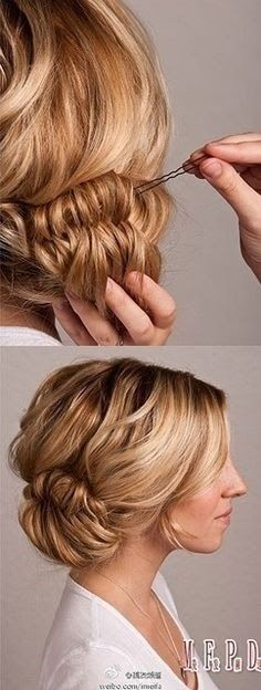 via Best Hairstyle Tutorials For Women http://ift.tt/2ck7XgM