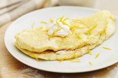 Marmalade omelette recipe