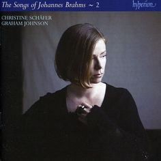 Graham Johnson - Brahms: The Complete Songs, Vol. 2