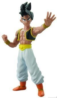 "Dragon Ball Z 4.5"" Real Works Figures  - Uub (GT)"
