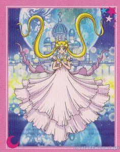 Princess Serenity by marco albiero