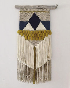 42 Best Lovely Weaving And Or Wall Hanging Images