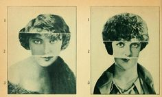 DECAYING HOLLYWOOD MANSIONS: Puzzle Pictures, Photoplay Magazine, 1925