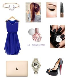 Untitled #64 by sei84 on Polyvore featuring polyvore, beauty, Disney, I+I and Christian Louboutin