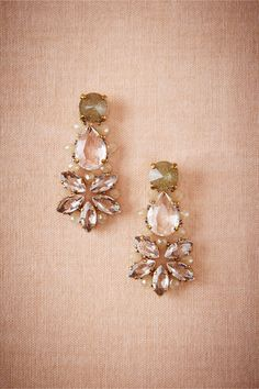 Lenora Chandeliers in Shoes & Accessories Jewelry Earrings at BHLDN
