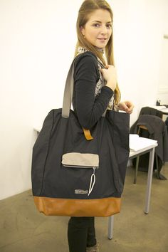 EASTPAK x KRISVANASSCHE Shopper EK836 Mix