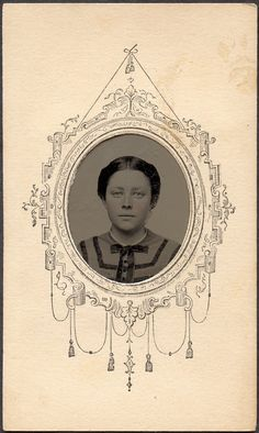 1/9 plate tintype.