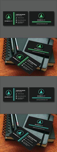 Business Elite ~ Business Card #branding #business