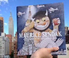 A little Maurice Sendak to brighten your day.