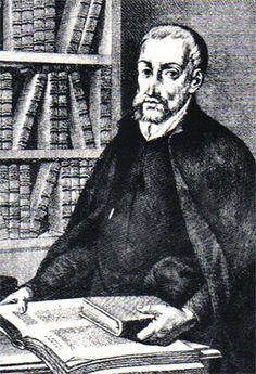 Juan Ginés de Sepúlveda.   Geboren: 1490, Pozoblanco, Spanje Overleden:1573, Pozoblanco, Spanje Hij reageerde op De Las Casas. Hij is een Spaanse priester.