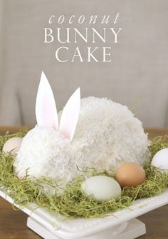 Tartas de Pascua para fiestas infantiles