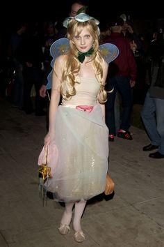 2002, Zooey Deschanel as Tinkerbell   - MarieClaire.com