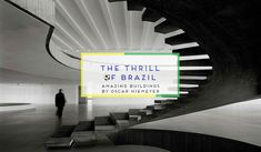 With his incredibly prolific portfolio of architecture, sculpture & design, Oscar Niemeyer truly left his mark on Brazil & the world, over his 104 years.