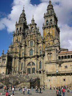 Catedral, Santiago de Compostela