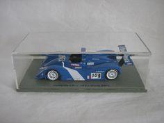 SCLA09 Spark 1:43 Vaillante LM #10 Le Mans 2002 M Neugarten, Ph Gache, E Clerico
