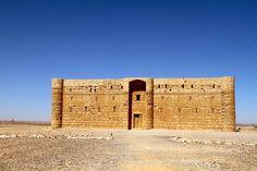 My lifestyle: Jordanienrundreise, Wüstenschloss, Qasr Kharana