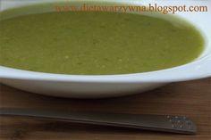 Dieta warzywna: Zupa z selera