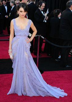 Vestidos icónicos del Oscar actress