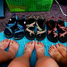 My feet in the summertime. Love my Chacos Summer Goals, Summer Fun, Summer Bucket, Hello Summer, Church Camp, Camp Counselor, Summer Aesthetic, Camping Aesthetic, Friend Goals
