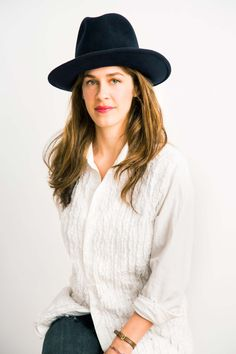 Molly Yestadt of Yestadt Millinery #vogue #yestadt #millinery