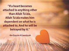 Ibn Qayyim Al Jawziyyah Quote← Prev Next →