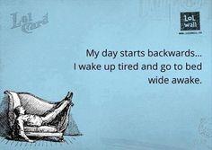.every damn day!