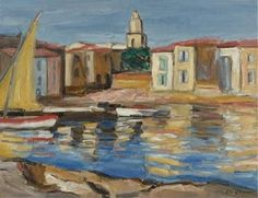 View Le port de la panche Saint-Tropez by Charles Camoin on artnet. Browse upcoming and past auction lots by Charles Camoin. Saint Tropez, Texture Water, Post Impressionism, Classical Art, Henri Matisse, City Art, France, Abstract Landscape, Van Gogh