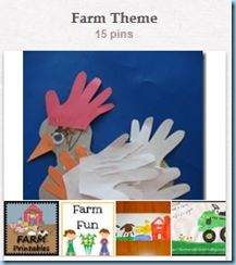 Farm Theme Printables & More