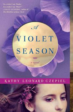 Kathy Leonard Czepiel, author of A VIOLET SEASON, shares writing advice on how to write the first draft of a novel. She discusses outlines, research, and more.