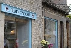 The Black Cat Bakery in Northleach