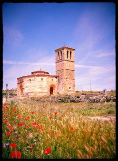 Iglesia de la Vera Cruz  Segovia  Spain