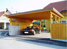 Dubbele carport