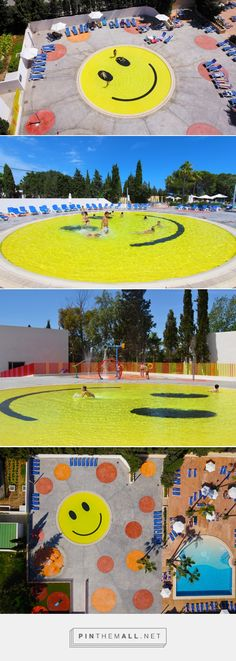 A2arquitectos provides smiling oasis for hotel castell dels hams - created via http://pinthemall.net