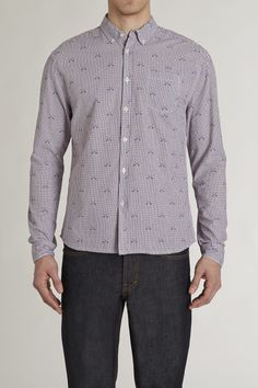 Artistry in Motion | Gingham and Oars Button Down via Jack Threads $64 http://rstyle.me/~1NCLK