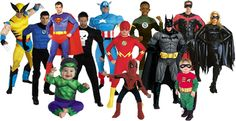Mens costumes at Spirit Halloween. For the best selection of funny outfits.