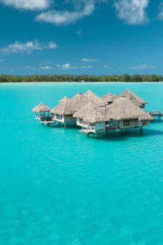 The St. Regis, Bora Bora...