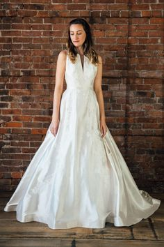 Chelsea Wedding Gown, Flourish Collection by Lea-Ann Belter Bridal
