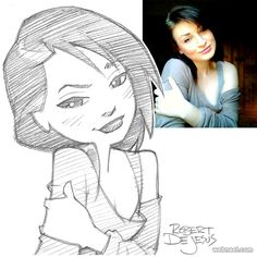 photo cartoon