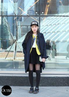 [국내스트릿패션]한국-서울 2013패션위크 길거리패션 (20130420), 최신 연예인 패션 화보, 세계 각 도시 해외 길거리패션, 쇼핑 정보 :: 패션 블로그 :: STYLE VIP